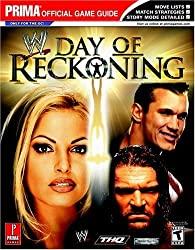 WWE Day of Reckoning (Prima Official Game Guide) by Bryan Stratton (2004-09-07)