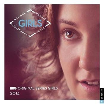 HBO's Girls 2014 Wall Calendar
