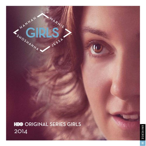 HBO's Girls 2014 Wall Calendar par HBO