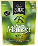 Forest Feast Premium Fruit Doypacks Mango Sour 130 g (Pack of 4)