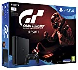 PS4 1TB + GT Sport [Bundle]