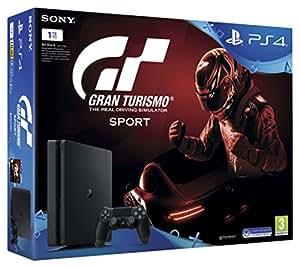 PS4 1TB + GT Sport [Bundle]