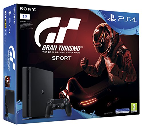 PlayStation 4 (PS4) - Consola De 1 TB + GT