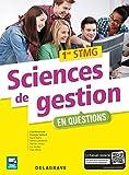 Sciences de gestion 1e STMG - Pochette élève
