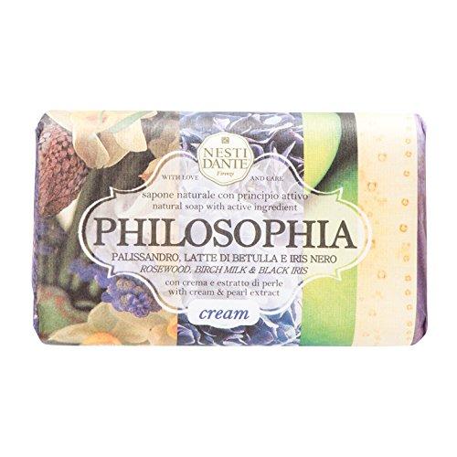 nesti-dante-philosophia-cream-und-pearls-seife-250-g