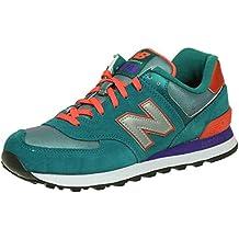021f53d81ce New Balance WL574 TPB Classic Women Sneaker Trainer WL574TPB Green