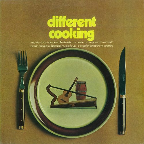Different Cooking