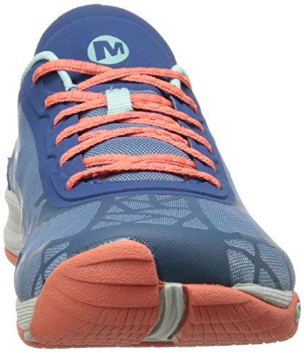 Merrell Allout Soar, Sneaker basse donna Blu (Blue (Tahoe))