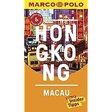 MARCO POLO Reiseführer Hongkong, Macau: Reisen mit Insider-Tipps. Inkl. kostenloser Touren-App und Event&News
