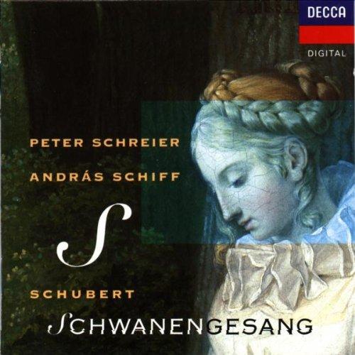 Schubert-Schreier/Schiff-le Chant du Cygne