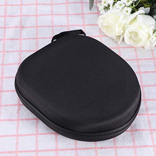 LEORX Portable Kopfhörer Tasche Etui Cover Box für Sony MDR-ZX100 ZX110 ZX300 ZX310 ZX600 Kopfhörer (schwarz) - 8
