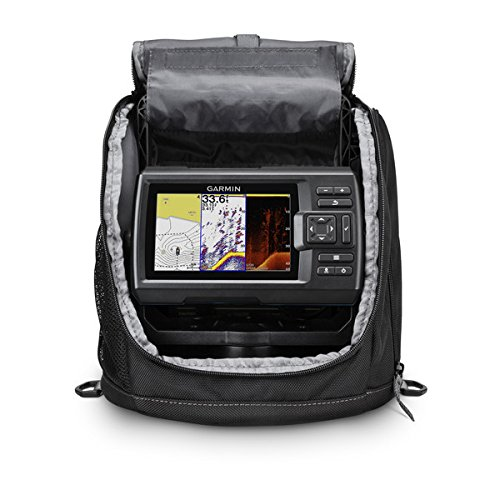 Garmin Fishfinder Gps (Garmin 010-01872-21 STRIKER Plus 5 CHIRP-Fishfinder)