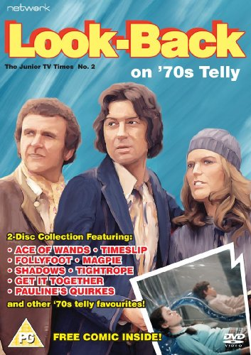 Look Back On 70's Telly - Issue 2 [DVD]