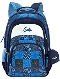 Genie Polyester 36 Ltrs Casual Backpack