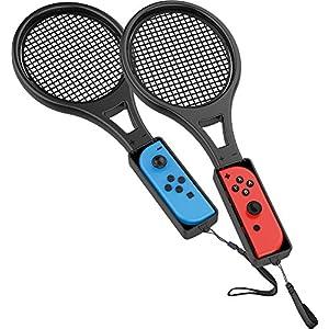 Venom Joy-Con Tennisschläger Controller Doppelpack (Nintendo Switch)