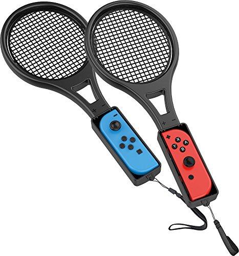Venom doppio controller per racchetta da tennis per Joy-Con (Nintendo Switch)