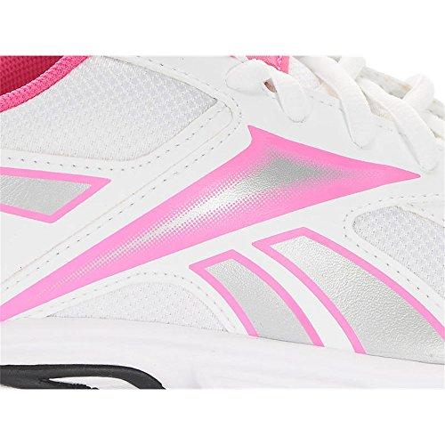 Reebok TRANZ RUNNER RS V53532 White/Pink/Silver