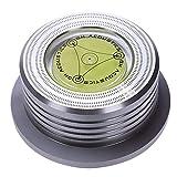 Hotportgift Universal 50 / 60Hz Lp Schall Platte Audio Platten Spieler Stabilisator Clamp Aluminium...