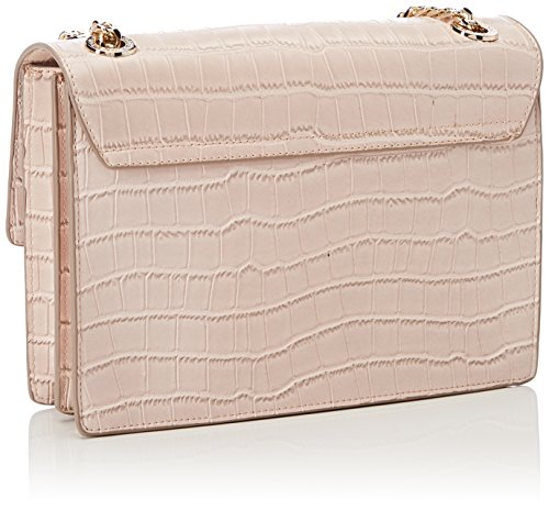 Versace Jeans Linea o, Borsa a Tracolla Donna, 8x17.5x24 cm Rosa (Rosa Intimo)
