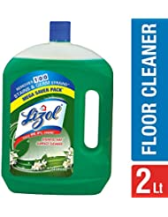 Lizol Disinfectant Floor Cleaner Jasmine 2L