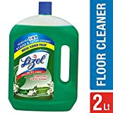 #10: Lizol Disinfectant Floor Cleaner Jasmine, 2 L