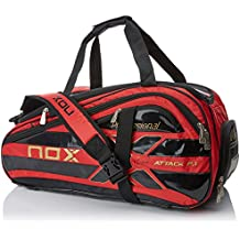 Nox Thermo Attack P.1 - Paletero, color rojo
