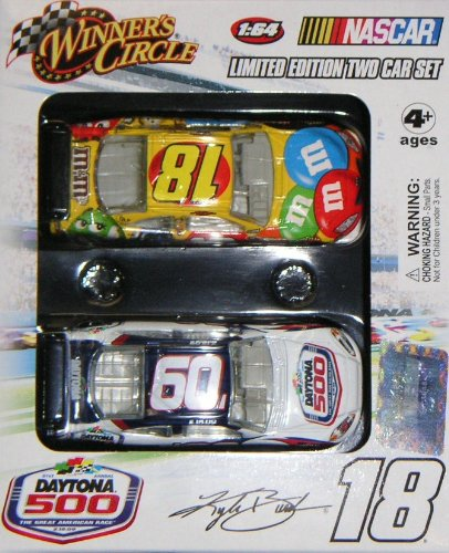 2009-limited-edition-winners-circle-1-64-scale-kyle-busch-18-mms-racing-joe-gibbs-racing-toyota-camr