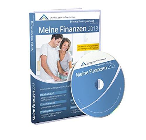 Meine Finanzen 2013: Haushaltsbuch und mehr