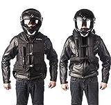 Helite Airnest Turtle Weste Gr. M, Gilet Airbag-Weste Motorrad Motorradairbag …