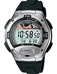Casio Collection W-753-1AVES Women Watch, Black