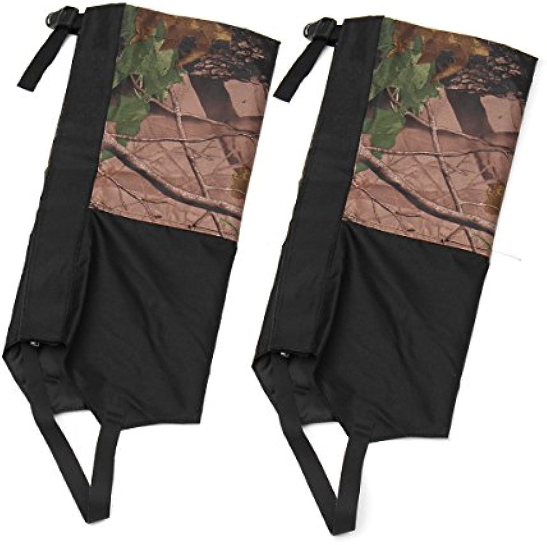 dDanke 1 par de Leggings unisex impermeables para senderismo al aire libre montañismo  -