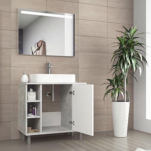waschtischunterschrank bestseller shop f r m bel und einrichtungen. Black Bedroom Furniture Sets. Home Design Ideas