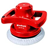 Einhell 2093173 - Auto Pulidora, 3.700 Oscilaciones por Minuto, 240 mm