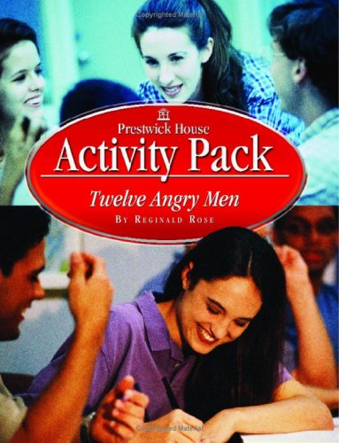 Twelve Angry Men Activity Pack by Reginald Rose (2004-01-01)