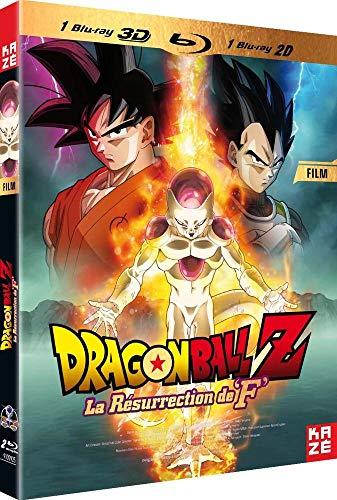 Dragon Ball Z : La Résurrection de « F » - Le Film [Combo Blu-ray 3D + Blu-ray 2D] [Combo Blu-ray 3D + Blu-ray 2D]