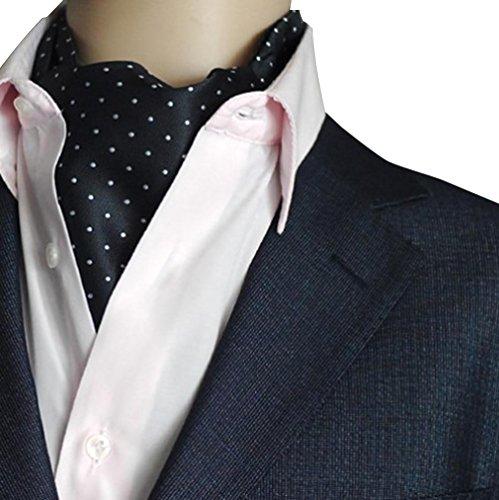 prese di fabbrica grande vendita stile popolare NiSeng Cravatta Ascot Paisley Jacquard Multicolore Cravatte da Cerimonia  Cravatta da Uomo Ascot Accessories