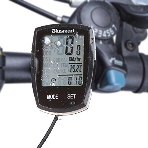 Blusmart Fahrradcomputer Test