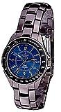 Markenuhr-Omax Designer-Watch Klassische-Herrenuhr Metallarmband Designer Uhr OMAX Blue
