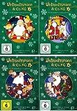 Weihnachtsmann & Co. KG - Vols. 1-4 (8 DVDs)