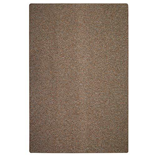 havatex Schlingen Teppich Snake - Farbe wählbar | Geprüfte Qualität: schadstoffgeprüft robust pflegeleicht und | für Wohnzimmer Schlafzimmer Büro, Farbe:Kupfer, Größe:200 x 300 cm -