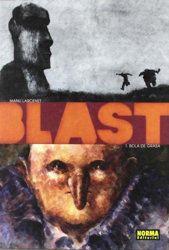 Descargar Libro BLAST 1. BOLA DE GRASA (CÓMIC EUROPEO) de Manu Larcenet