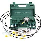 VERY100 Hidráulico Test Kit Presión Adaptadores Manguera Calibradores para Excavadoras XZTK-60
