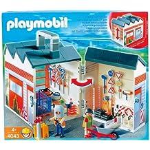 Playmobil travaux - Playmobil camion chantier ...