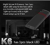 Versteckte Spion Kamera HD 1080P Feuerzeug USB DVR Kindermädchen Cam U Disk Video Recorder Tragbare Mini DV IR Automatische Nachtsicht Ohne Objektiv Loch Vergleich