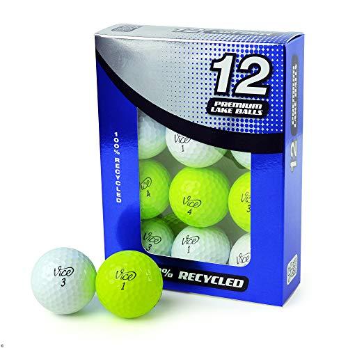 Second Chance Unisexe Vice Grade A Balles de Golf de...