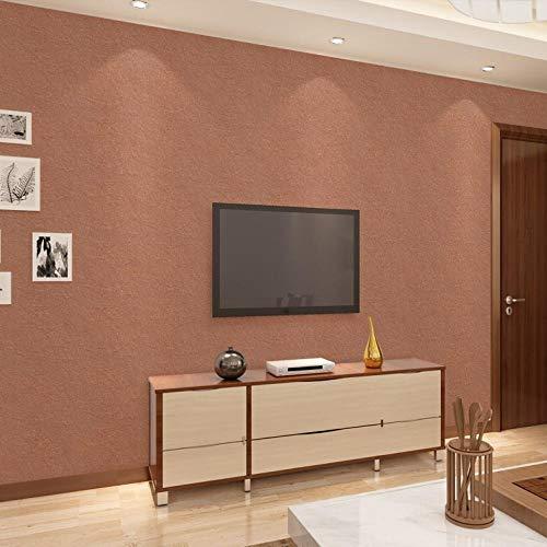WPDecor Hintergrund Wand grün retro Tapetenrolle Bronze Seidenwand reine Pigmentfarbe Wohnzimmer grün retro Tapetenrolle @ Bronze -