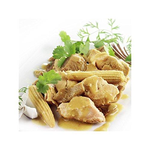 Le Gourmet Pro - Curry Vert De Filets De Volaille À La Noix De Coco - Pour 1 Personne