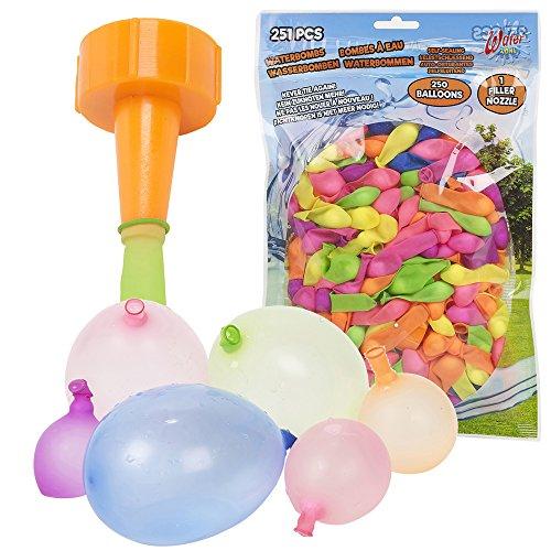 URBN Toys Globos autoadhesivos (250 unidades)