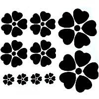Black Temptation Etiquetas del Coche, Pegatinas Decorativas a Prueba de Agua, Etiqueta engomada del