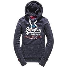 SUPERDRY Herren Sweatshirt Sweat Shirt Store Hood